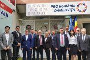 Obiective ultra-ambițioase anunțate de Adrian Țuțuianu pentru PRO ROMÂNIA Dâmbovița / prezentarea altor 10 candidați