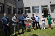 Aparatură nouă pentru Spitalul Județean de Urgență Târgoviște (foto)