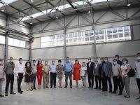 Două hale noi inaugurate în Parcul Industrial Moreni