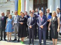 Cosmin Bozieru (PRO ROMÂNIA) și-a depus candidatura pentru Primăria Târgoviște / tandem cu Adrian Țuțuianu la CJD (declarații)