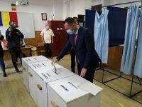ZIUA ALEGERILOR: Primarul municipiului Târgoviște a votat / declarații