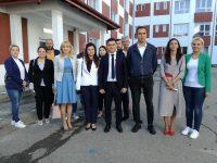ZIUA ALEGERILOR: Cosmin Bozieru, candidat PRO ROMÂNIA pentru funcția de primar al municipiului Târgoviște, declarații după vot
