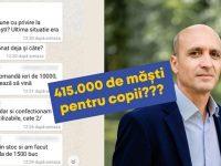 PSD Dâmbovița: Sorin Ion a mințit! Fragment din discuțiile cu directorii de școli, pe un grup de whatssup