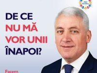Adrian Țuțuianu arată motivele pentru care unii nu doresc întoarcerea sa la Consiliul Județean