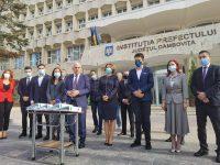 PRO ROMÂNIA și-a depus candidaturile pentru alegerile parlamentare / listele complete pentru Senat și Camera Deputaților