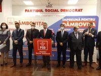 PSD Dâmbovița, mesaje în prima zi de campanie electorală / câte mandate și-a propus organizația