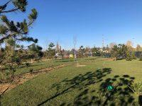 Târgoviște: Parcul construit lângă mall e aproape gata / zonă degradată, transformată în spațiu de agrement