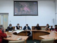 Conducerea CJD – întâlnire cu primarii din zona adiacentă municipiului Târgoviște / tema: inelul 2 de centură