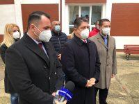 ZIUA ALEGERILOR: Primarul Târgoviștei și senatorul Titus Corlățean au votat / mesaje
