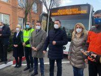 Primul autobuz Mercedes Citaro Hybrid este în Târgoviște / transportul public în comun va fi revitalizat (detalii)