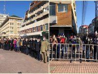Ziua Națională, bifată și la Târgoviște / Sărbătoare fără oameni
