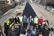 Se asfaltează Drumul Județean 711 / președintele CJD, vizită de lucru la Dobra, Cojasca și Comișani