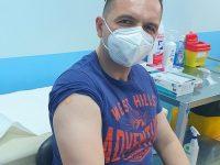 Primarul municipiului Târgoviște, vaccinat cu AstraZeneca: Cât să mai suportăm incompetența asta aberantă, care ne costă sănătate și bani?