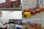 Târgoviște: Final de investiție la Creșa nr. 13, reabilitată, extinsă, dotată / capacitatea aproape s-a triplat (foto)