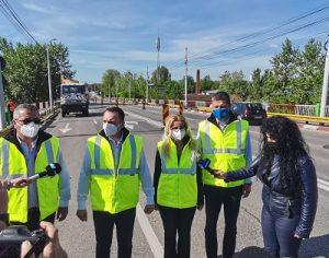 Târgoviște: A început reabilitarea pasajului din zona Pavcom / urmează alte 3 străzi foarte importante