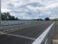 Centura Târgoviștei, FINALIZATĂ! S-a deschis și podul nou de la Teiș; se circulă pe 2 sensuri / 2 benzi
