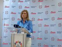 Avocatul Anda Pulbere s-a înscris în PRO ROMÂNIA și a preluat Organizația de Femei de la Târgoviște