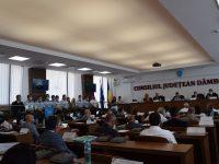 Moment festiv în ședința CJD pentru pompierii care au participat la operațiunile din Grecia