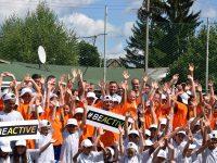 """Peste 300 de copii din județ participă, în aceste zile, la acțiunile sportive din cadrul proiectului """"Mișcare pentru sănătate"""" / detalii"""
