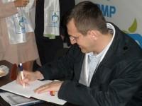 Europarlamentare 2014: fiecare organizație PMP trebuie să propună un nume. PMP Dâmbovița îl susține pe Cristian Preda