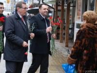 PSD și TSD Târgoviște au ieșit în stradă și de 8 Martie