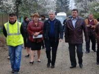 Asociere Consiliul Județean Dâmbovița – Consiliul Local Cornești: 4,3 km de drumuri comunale asfaltate