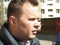 Gabriel Cioacă, despre lucrările pe PIDU din micro 6: Sunt foarte mulțumit!