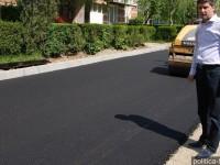 PIDU B avansează: asfaltare și modernizare în cartierul CFR