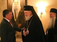 Înaltpreasfințitul Părinte Mitropolit Nifon s-a întâlnit cu Regele Abdullah al II-lea al Iordaniei