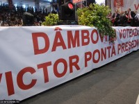 Performerii PSD Dâmbovița: primele 10 localități în topul procentelor pentru Victor Ponta!