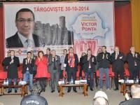 GALERIE FOTO: Miting PSD Târgoviște cu 3 zile înainte de primul tur!