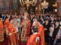Sfântul Gheorghe – Sărbătoarea hramului Mănăstirii Viforâta
