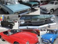 GALERIE FOTO: Retroparada mașinilor istorice în centrul Târgoviștei!