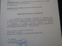 A fost semnat ordinul de începere a lucrărilor la centura municipiului Târgoviște!