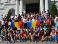 Marșul Unirii pornit din Basarabia a ajuns la Târgoviște!