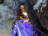 Călătorie video: Peștera Ialomiței – spectacolul din Munții Bucegi!