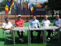 Târgoviște – capitala tenisului! 8 naționale se vor înfrunta pentru un loc la turneul final U-12 din Antalya!