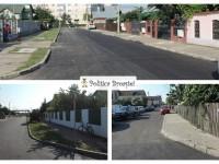 Târgoviște: Asfalt pe străzile Toma Georgescu și Tudorică Popescu din micro 3!