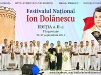 "Târgoviște, 26-27 septembrie: Festivalul Național ""Ion Dolănescu"", ediția a II-a!"