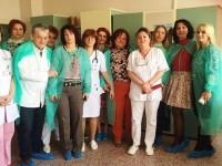 OFSD Dâmbovița, donații pentru Secția Neonatologie a Spitalului Județean!