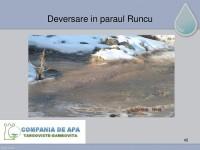 IMAGINI: De unde vine poluarea sursei de apă Pucioasa?