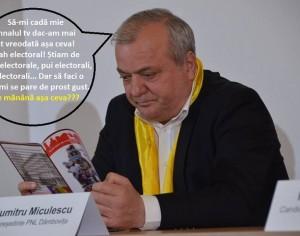 Adrian Țuțuianu, lectură obligatorie la PNL Dâmbovița!