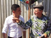CORBII MARI: Cetățean agresat de un consilier PNL pentru reproșuri aduse primarului Anghel!
