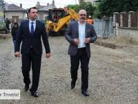 Târgoviște: Au demarat cele mai complexe lucrări din istoria cartierului Matei Voievod!