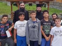 Tabără la munte pentru copiii Centrului Social Creștin din Târgoviște