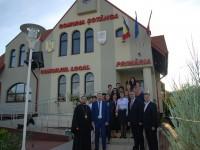Comuna Șotânga a semnat Înțelegerea de Cooperare cu satul Puhoi (Raionul Ialoveni) din Republica Moldova!