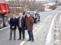 CJ Dâmbovița, investiție finalizată cu 9 luni înainte de termen: drum județean asfaltat între Corbii Mari și județul Teleorman!