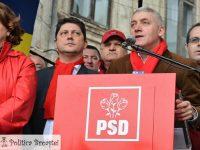 Adrian Țuțuianu, președinte PSD Dâmbovița: Am venit astăzi să spunem tuturor că democrația nu se negociază!