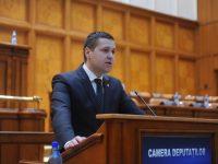 """Corneliu Ștefan (PSD), despre liberali: Critică orice, orbește, doar ca să vadă românul că există un """"Gică contra""""! (declarație politică)"""