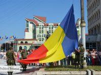 Târgoviște: Ziua Drapelului, sărbătorită în Piața Tricolorului! (foto)
